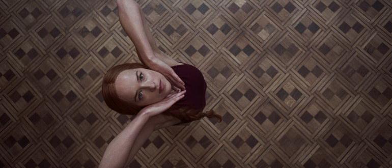 кадр из фильма Суспирия (2018)