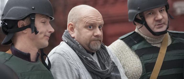 герои из сериала Московская борзая 2 (2018)
