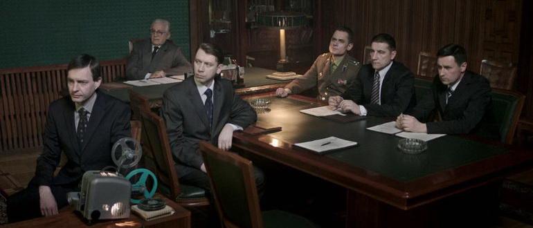 герои из сериала Операция «Сатана» (2018)