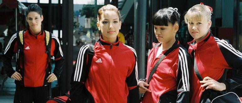 кадр из фильма Бунтарка(2006)