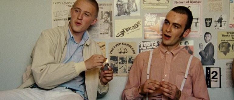 сцена из фильма Это - Англия(2006)
