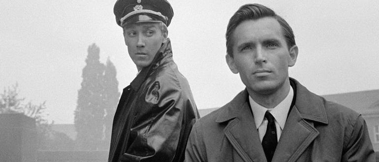 фильмы про разведчиков вов 1941 1945 художественные