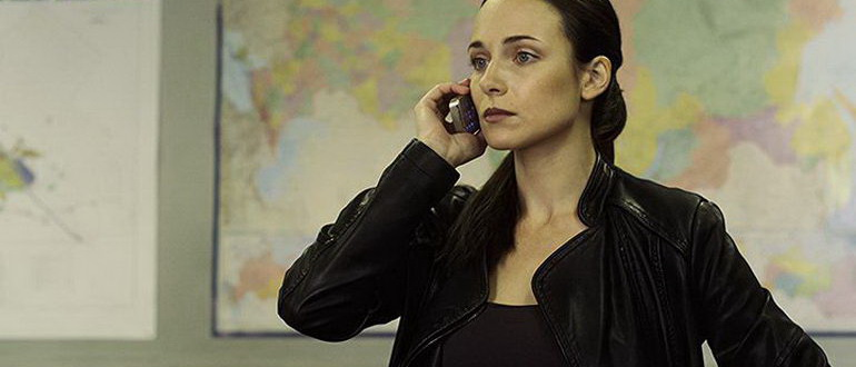 сцена из сериала Полицейский участок (2015)