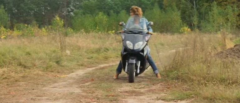 персонаж из сериала Защитница (2012)