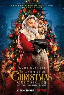 рождественские фильмы от нетфликс