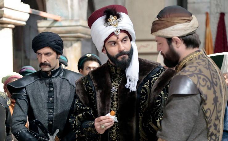 султан моего сердца 2 сезон когда выйдет