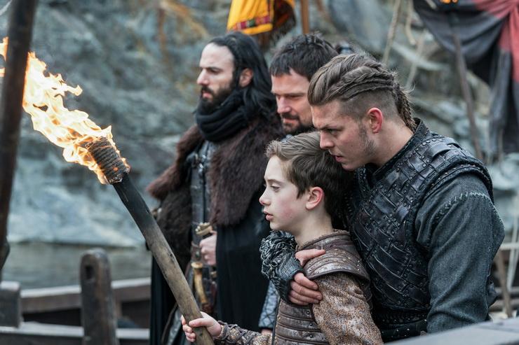 викинги 6 сезон дата выхода всех серий