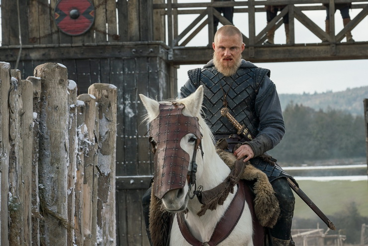 викинги 6 сезон дата выхода серий