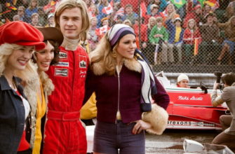 фильмы про гонки на машинах