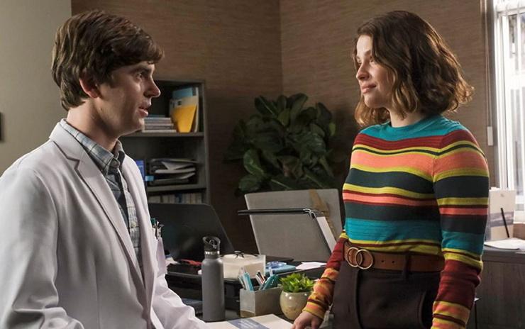 хороший доктор 4 сезон дата выхода серий
